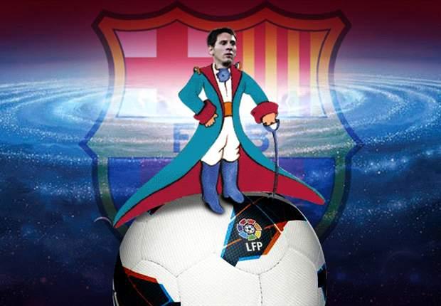 Lionel Messi, el 'Principito' más rico de la historia del Barcelona