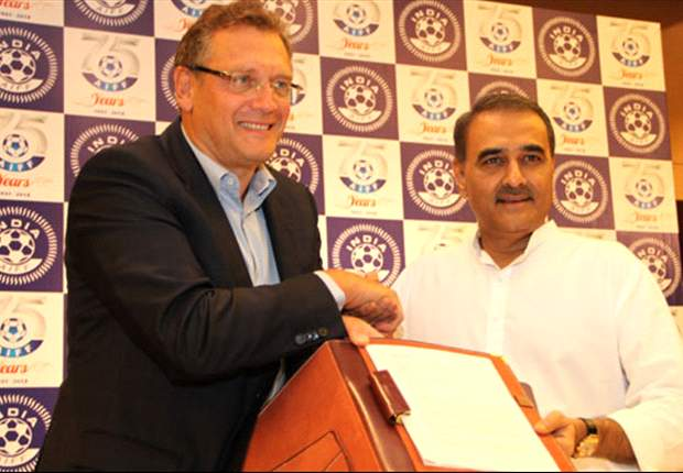 Goverment of India backs AIFF to host the 2017 U-17 Football World Cup