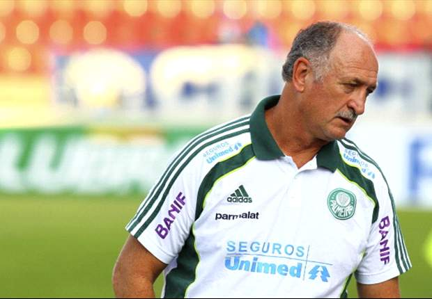 Scolari leaves Palmeiras by mutual consent