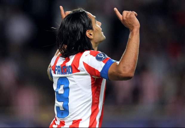 Pelatih Rayo Vallecano: Radamel Falcao Hebat