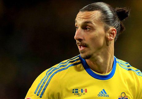 Euro playoffs: Sweden gets Denmark