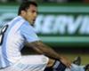 La pré-liste argentine avec Tevez et Lavezzi