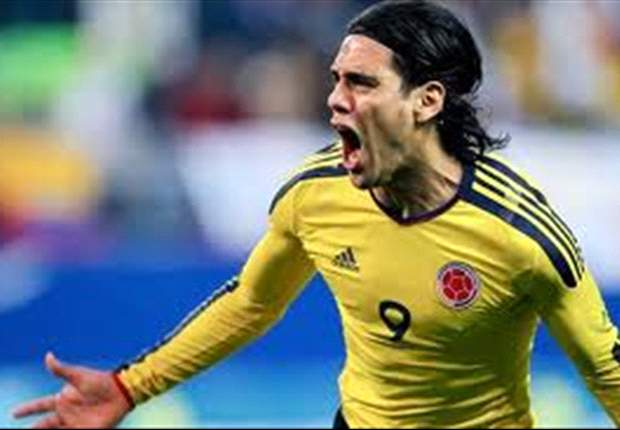 Falcao v Cavani: The two most lethal strikers in world football collide