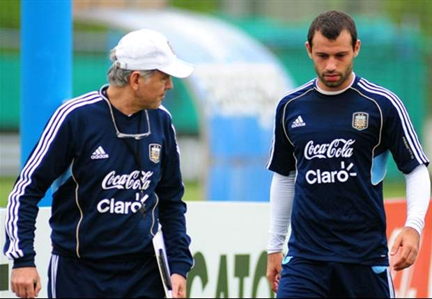 Argentina making forward strides, says Javier Mascherano