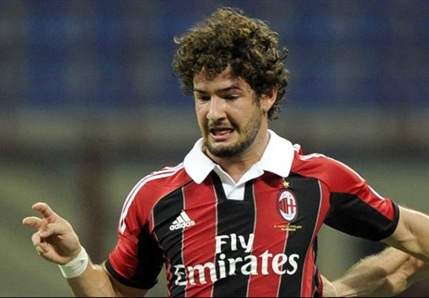 Pato could make comeback against Inter, says Allegri
