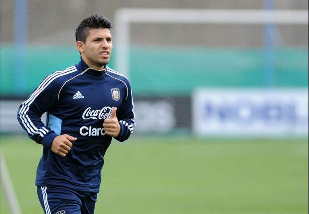 Manchester City unsure of Stoke return for Aguero