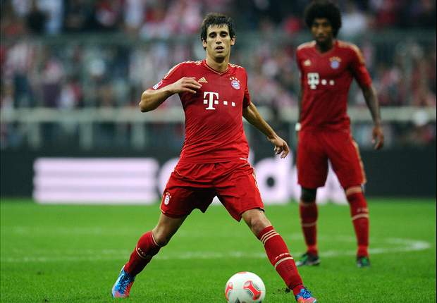 TEAM NEWS: Javi Martinez makes first start for Bayern against Valencia