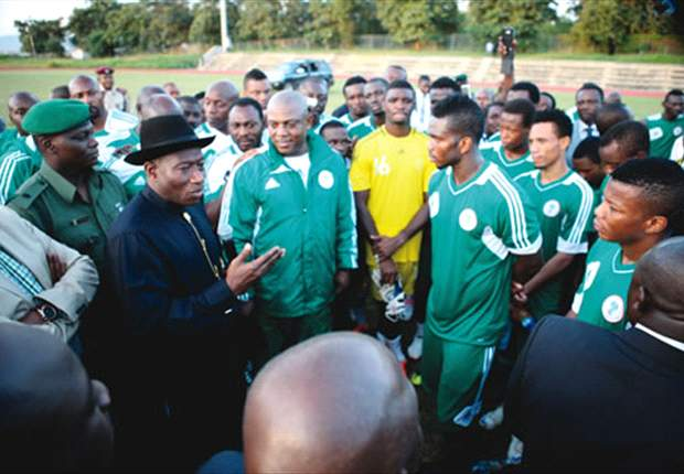 Aminu Maigari assures that Nigeria will qualify for South Africa 2013
