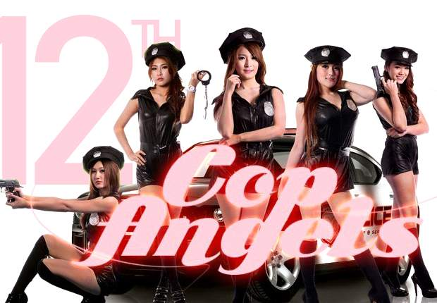 12th: the COP ANGELS