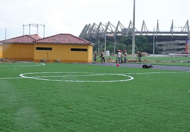 Barranquilla estrena centro deportivo.