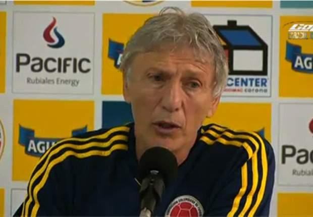 Pekerman elogió a Colombia Sub20