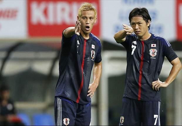 Keisuke Honda Tak Puas Dengan Performanya