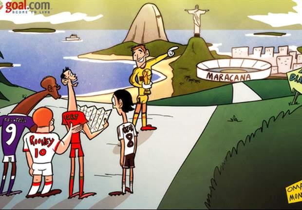 การ์ตูน: จากยุโรปถึงบราซิล