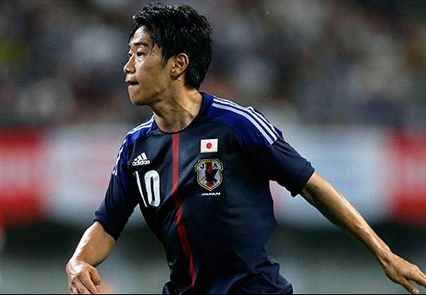 Kagawa plays down injury scare after pulling out of Japan starting XI
