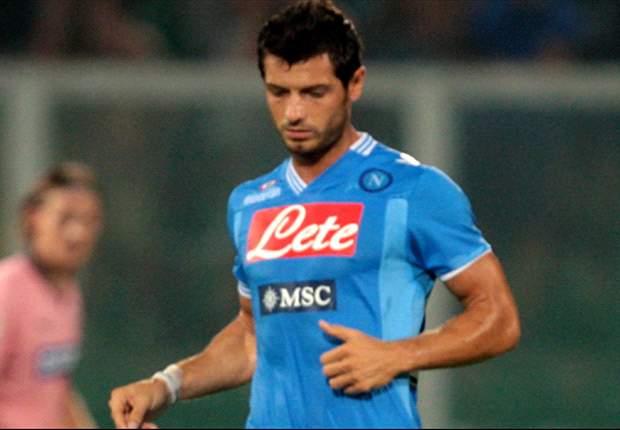 Imprevisto in casa Napoli: Dzemaili lascia l'allenamento, niente Psv per lo svizzero
