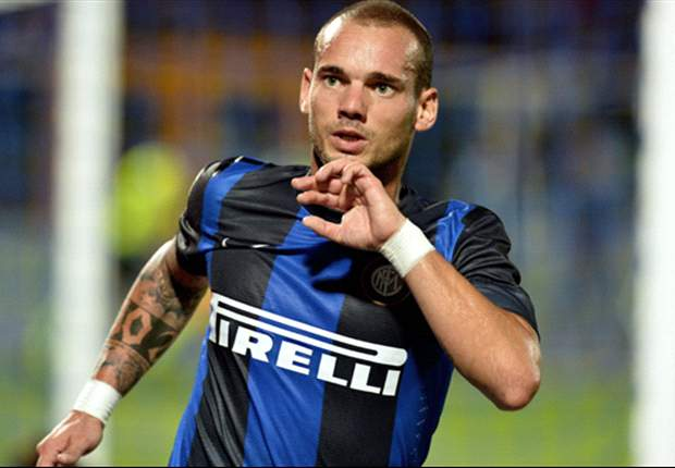 Sneijder: Inter can beat Juventus