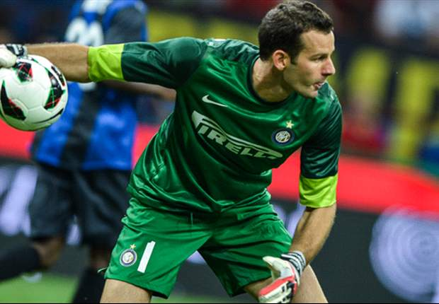 Handanovic: It's third or nothing for Inter