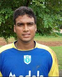 Saurav Chakraborthy Player Profile