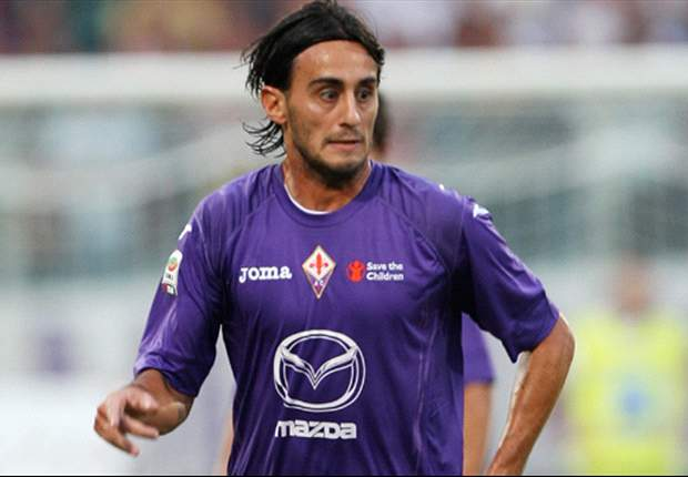 Fiorentina's Aquilani out for two weeks with Achilles injury