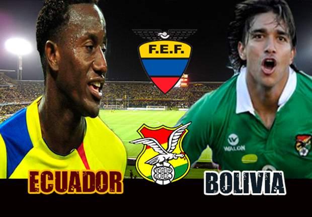 Bolivia: La FBF enviará video donde ecuatorianos agradecen a árbitro un penal