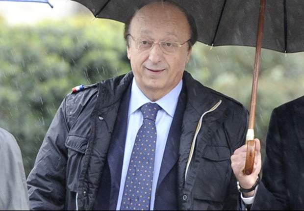 Moggi: Roma need another Calciopoli more than another coach