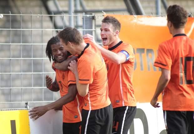 Jong Oranje simpel naar play-offs EK
