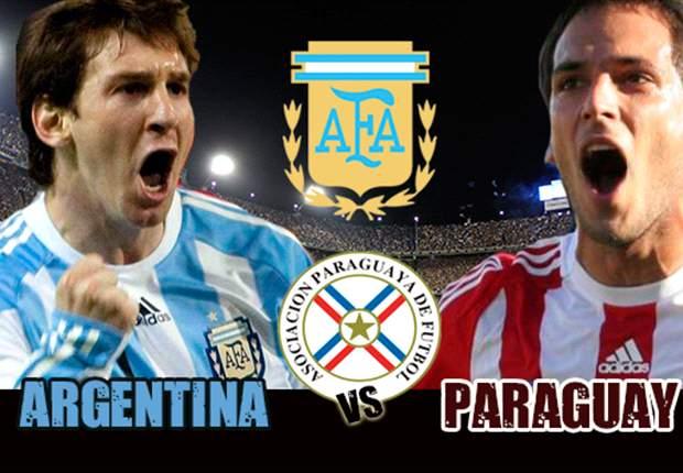 Messi marcar mais um vez e Argentina assume a liderança