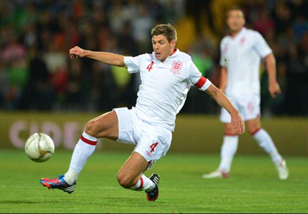 Gerrard upbeat on England's qualifying hopes despite 'disappointing' Ukraine draw