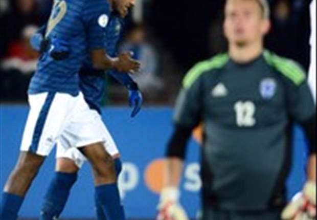 Review Grup I Pra Piala Dunia 2014: Abou Diaby Tentukan Kemenangan Prancis