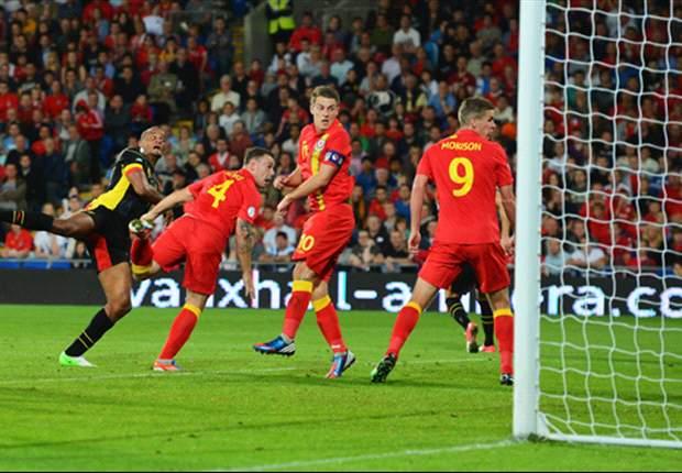 Wales 0-2 Belgium: Kompany header & Vertonghen piledriver down 10-man hosts