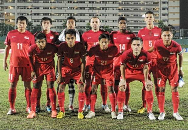 AFF WATCH: Singapura Bersiap Hadapi India
