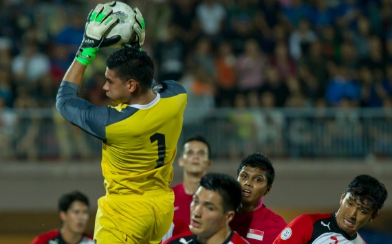 At the Gallery: Singapore 0-2 Philippines