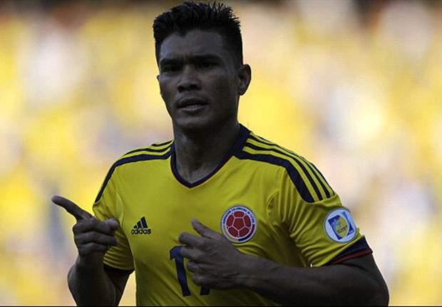 Goal.com World Player Of The Week: Teo Gutierrez - Kolumbien