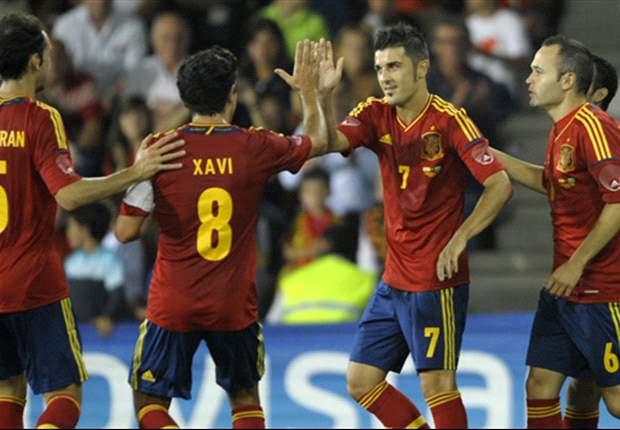 España ya está en Georgia