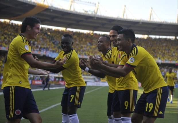 Colombia cerrará el año con Samba