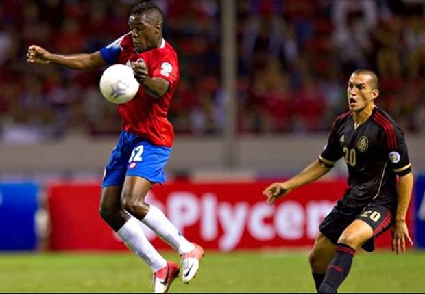 Costa Rica's Pinto admits Ticos are in must-win scenario