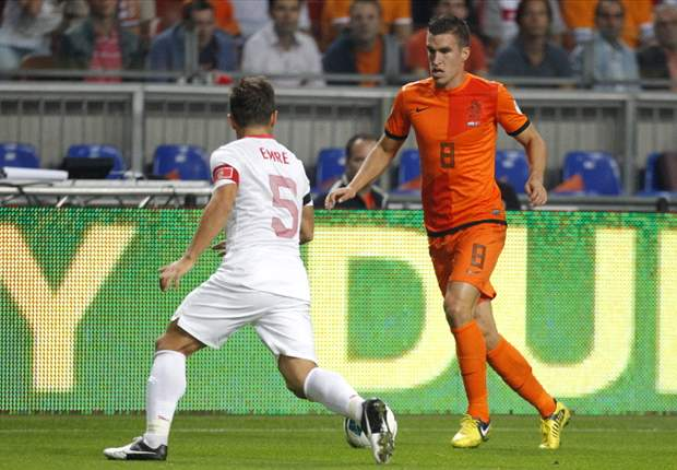 Strootman: Netherlands no longer the team from 2010 World Cup