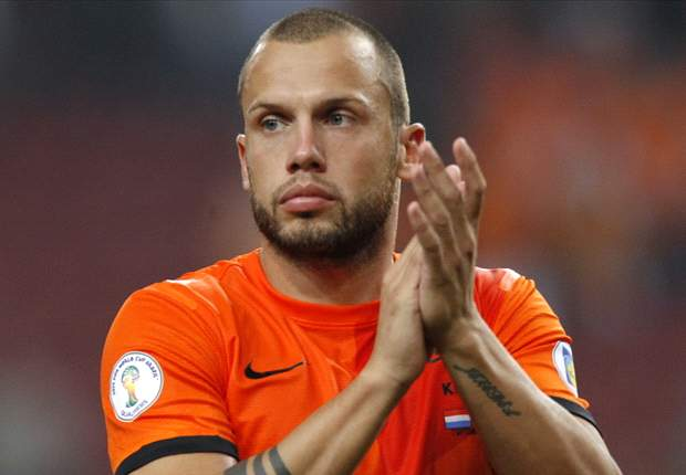 Heitinga: Oranje have a good mix of youth and experience