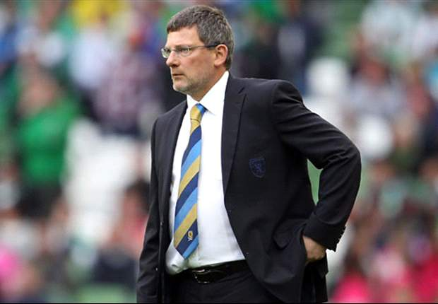 Scotland boss Levein disappointed with Serbia draw