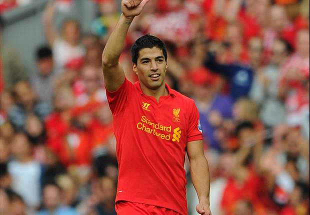 I will reward Brendan Rodgers with goals, says Liverpool striker Luis Suarez