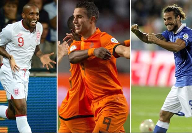 Goal.com TV te trae todos los goles internacionales de la jornada del viernes