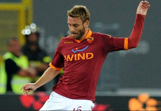 ITA - De Rossi out un mois