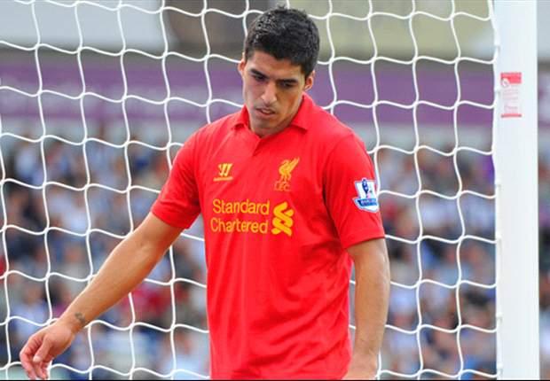Steven Gerrad: Los árbitros son injustos con Luis Suárez