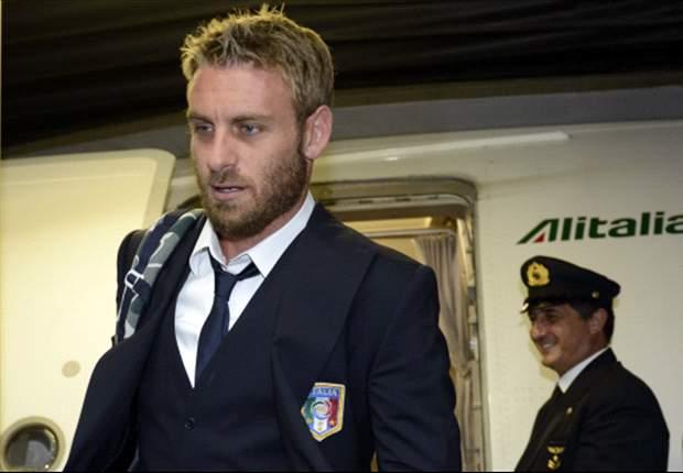 Infortunio De Rossi, confermate le due settimane di stop: gara contro la Juventus fortemente a rischio per Capitan Futuro