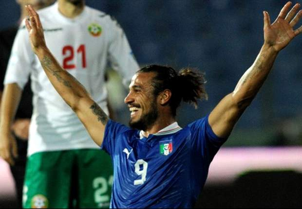 Osvaldo only 'half happy' with Italy display against Bulgaria