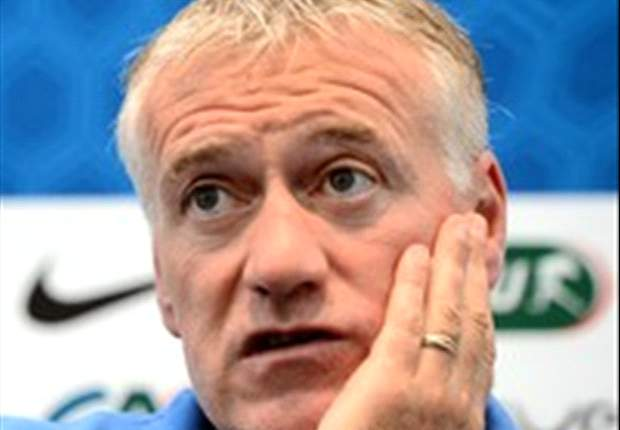 "EdF - Deschamps : ""Une belle affiche"""