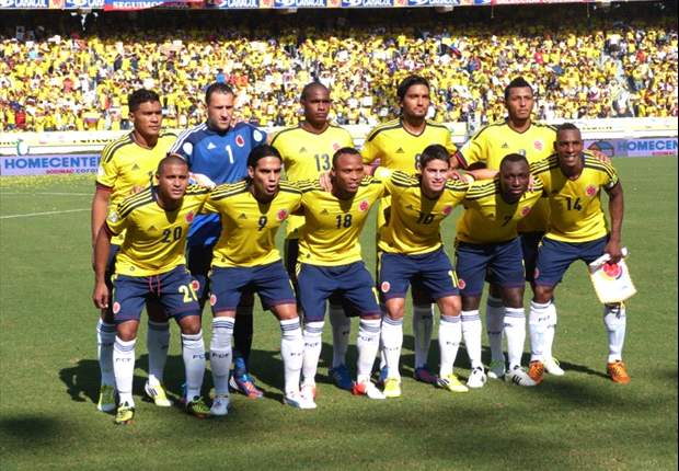 Colombia-Paraguay: Pekerman da los once titulares