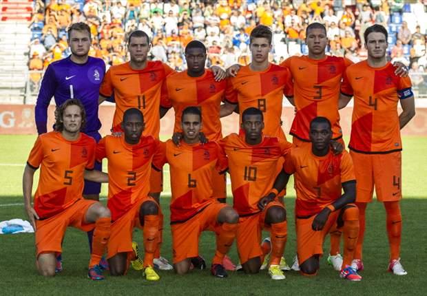 Jong Oranje loot Schotland en Slowakije