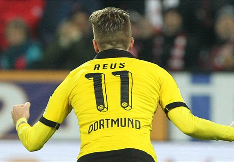 Dortmund wint gelukkig van Mainz