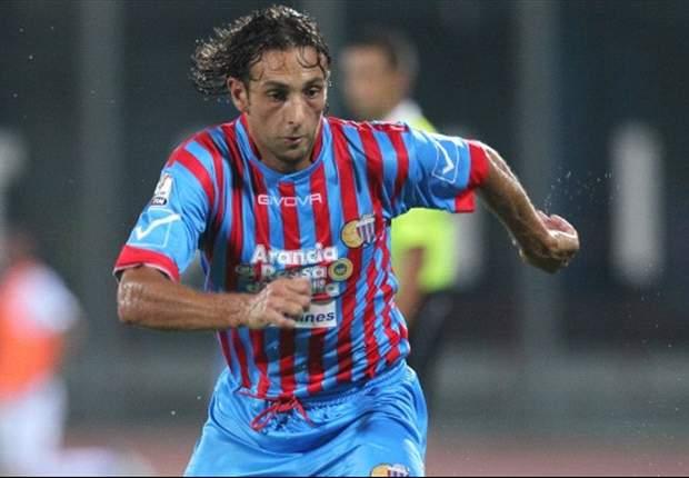 """Capuano è contento del Catania, meno dell'arbitraggio: """"Il rigore e la mancata espulsione di Grava pesano"""""""